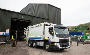 An image relating to Greenhags recycling centre