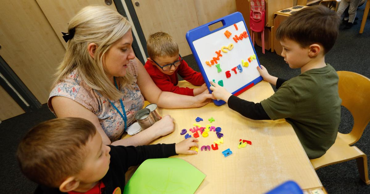 Nursery Places For 2 Year Olds East