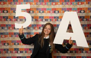 An image relating to Pupils dedication recognised with impressive results