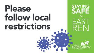 An image relating to Glasgow City Region Leaders urge residents to keep to the COVID-19 rules
