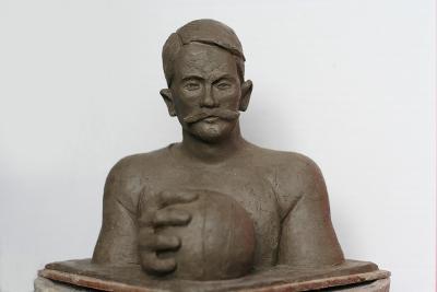 Thomas Donohue sculpture